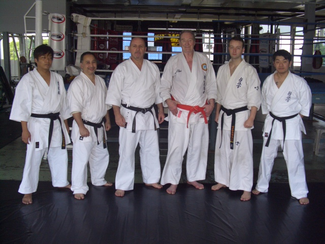 Black Belts Jon Bluming